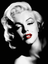 Diamond painting Marylin Monroe (60x45cm)(full)