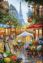 Diamond Painting prachtig Parijs