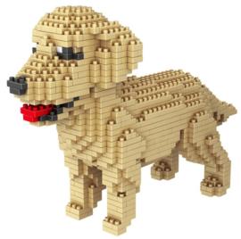 Diamond blocks labrador (950 blokjes)