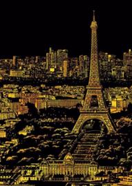 Scratch painting (Parijs)