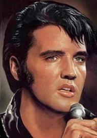 Diamond Painting Elvis (50x40cm)(full)