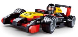 Diamond blocks (grote steentjes) F1 auto (120 blokjes)