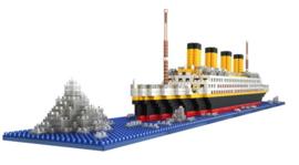 Diamond blocks titanic (1860 blokjes)