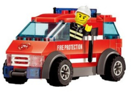 Politie en brandweer