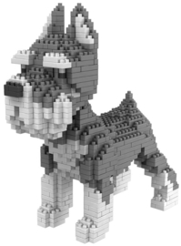 Diamond blocks lieve puppy (880 blokjes)