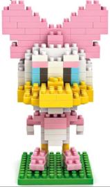 Diamond blocks Katrien (+/- 200 blokjes)