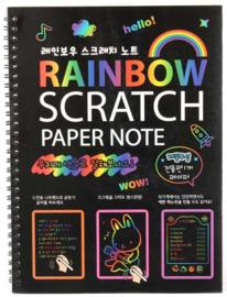 Scratch notebook groot