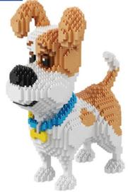 Diamond blocks bulldog (2100 blokjes)