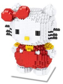 Diamond blocks Hello Kitty (1240 blokjes)