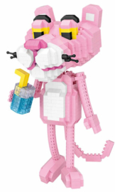 Diamond blocks Pink panter (+/- 800 blokjes)
