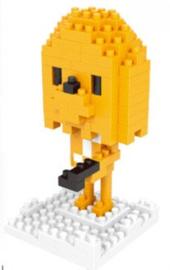 Diamond blocks Geel mannetje (+/- 149 blokjes)