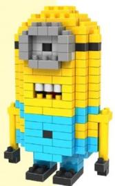 Diamond blocks Minion (+/- 200 blokjes)