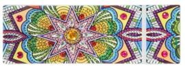 Diamond painting bakje mandala ster