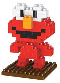 Diamond blocks Elmo (+/- 80 blokjes)