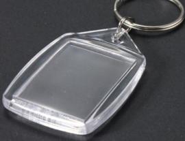 Sleutel hanger vorm ovaal voor overgebleven steentjes diamond painting
