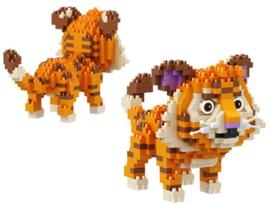 Diamond blocks tijger (464 blokjes)
