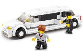 Diamond blocks (steentjes als lego) Limo (136 blokjes)