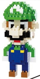 Diamond blocks Luigi (330 steentjes)
