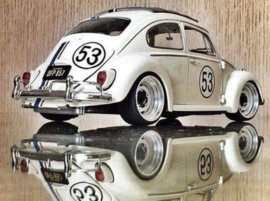 Diamond painting Herbie volkswagen (50x40cm)(full)