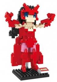 Diamond blocks Scarlet heks (220 blokjes)