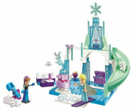 Diamond blocks kasteel (175 steentjes)