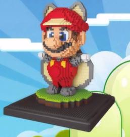 Diamond blocks vliegende Mario (2497 blokjes)