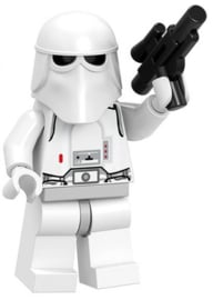 Diamond blocks star wars stormtrooper