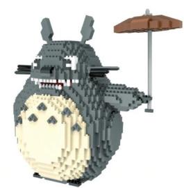 Diamond blocks My neighbor Totoro (1820 blokjes)