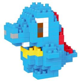 Diamond blocks Totodile (124 blokjes)