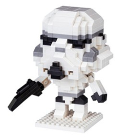 Diamond blocks storm trooper (318 blokjes)