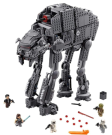 Diamond blocks Walker star wars (1406 blokjes)
