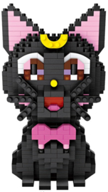 Diamond blocks black cat (730 steentjes)