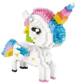 Diamond blocks paardje (640 blokjes)