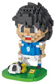 Diamond blocks voetballer (+/- 400 blokjes)