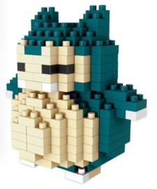 Diamond blocks Snorlex (221 blokjes)