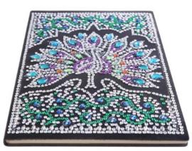 Diamond painting notitie boek