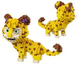 Diamond blocks tijger (447 blokjes)