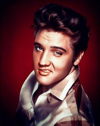 Diamond Painting Elvis Presley (60x45cm)