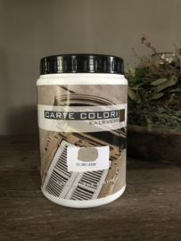 Carte Colori, kalkverf, kleur Leem