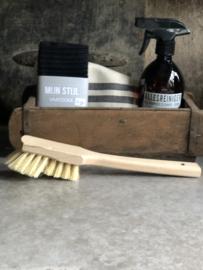 Luxe afwasborstel van hout