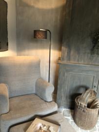 Leesslamp / lamp boog van Aura Peeperkorn