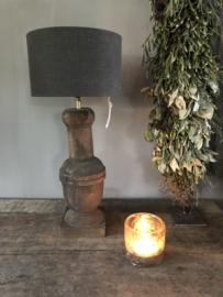 Houten lamp van Aura Peeperkorn, nr 3