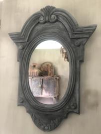 Spiegel grijs