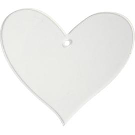 Plexiglas hanger hart