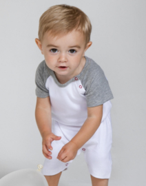 Babybugz Baseball Playsuit