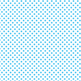 Siser Easy Pattern Polkadots Blue