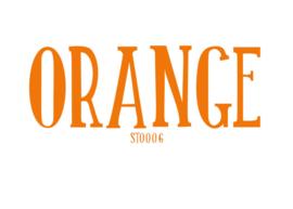 Siser stretch flexfolie Orange 20 x 25 cm