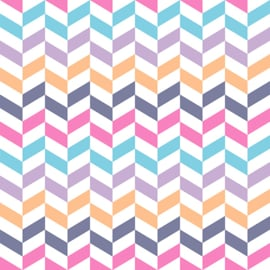 Flex Happy Pattern Chevron 1