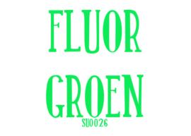 Siser Subli Stop Fluorescent green 20 x 25 cm