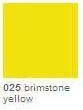 Oracal 641 mat 025 Brimstone yellow